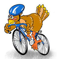 2019 Mohawk Hudson Cycling Club Gravel Gobbler Logo